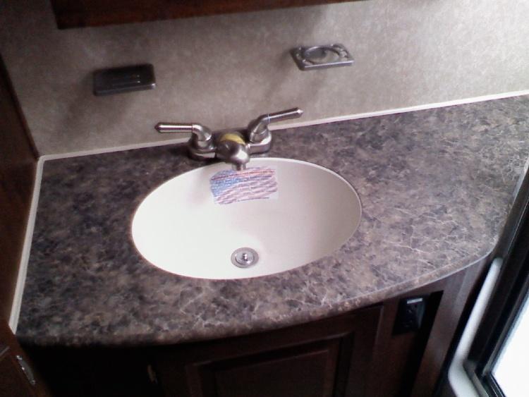 16 X 14 Undermount Lav Sink