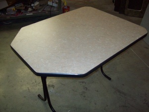Lightweight Laminate Table Top
